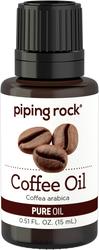 Coffee Oil 1/2 fl oz (15 mL) Dropper Bottle