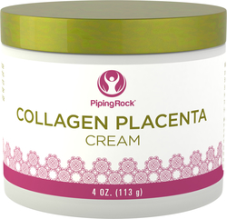 Collagen & Placenta Cream, 4 oz