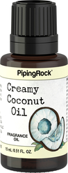 Creamy Coconut Fragrance Oil (version of Bath & Body Works) 1/2 oz (15 ml) Dropper Bottle