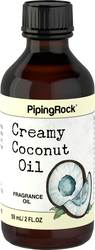 Creamy Coconut Fragrance Oil (version of Bath & Body Works) 2 fl oz (59 mL) Bottle
