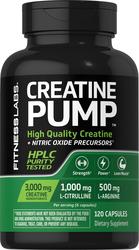 Creatine Pump 120 Gélules