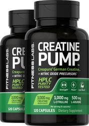 Creatine Pump 120 Capsules