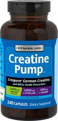 Creatine Pump, 240 Capsules