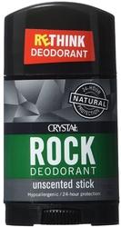 Stick desodorizante Crystal Rock 3.5 oz (100 g) Tubo