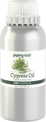 Cypress Pure Essential Oil (GC/MS Tested), 16 fl oz (473 mL) Canister