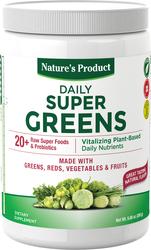 Daily Super Greens Powder 9.88 oz (280 g) Fles