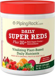 Super Reds diário em pó 7.1 oz (201 g) Frasco