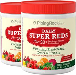 Pulver für Ihre tägliche Portion Superrot 7.1 oz (201 g) Flasche