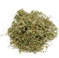 Damiana-Blätter, geschnitten u. gesiebt, aus Wildsammlung 1 lb (453 g) Beutel