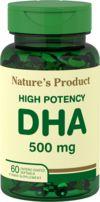 Comprimidos entéricos revestidos DHA  60 Cápsulas gelatinosas