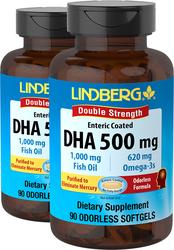 DHA con recubrimiento entérico 90 Perlas
