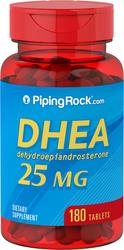 DHEA 25mg 180 Tablets