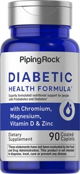 Diabetic Support Formula, 90 Caplets