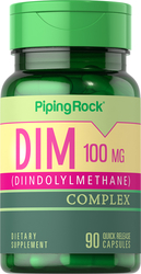DIM Komplex Diindolylmethan 90 Kapseln mit schneller Freisetzung