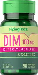 DIM complex diindolylmethaan 90 Snel afgevende capsules