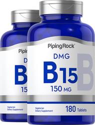 DMG (B-15) 150 mg, 180 Tablets x 2 Bottles