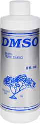 DMSO 99.9% Pure 8 fl oz (237 mL) Liquid Bottle