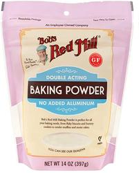 Buy Double Acting Baking Powder Aluminum Free 16 oz (454 g) Bag