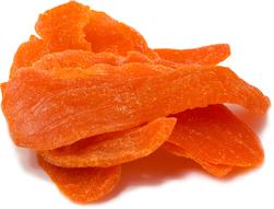 Fatias de manga seca 1 lb (454 g) Saco