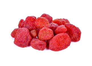 Buy Dried Strawberries 1 lb (454 g) Bag
