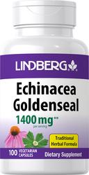 EchinaceaHidraste 100 Cápsulas vegetarianas