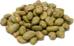 Φασόλια Σόγιας Καβουρδισμένα & αλατισμένα 1 lb (454 g) Σακκούλα