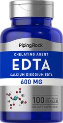 Calcium Disodium EDTA 100 Gélules à libération rapide