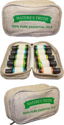 精油手提箱 1 Case - Holds Ten (10) 15 mL 瓶子