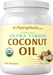 Extra Virgin Coconut Oil (Organic), 54 fl oz (1,596 mL)