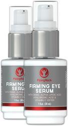 Eye Firming Serum + Alpha Lipoic, DMAE, Vitamin C Esters 2 Pump Bottles x 1 oz