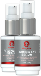 Eye Firming Serum + Alpha Lipoic, DMAE, Vitamin C Esters 1 fl oz (30 mL) Pumpeflaske