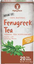 Fenogreco Té 20 Bolsas de té