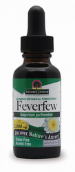 Feverfew Leaf  Liquid Extract Alcohol Free 1 fl oz
