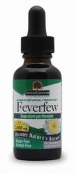 Feverfew Leaf  Liquid Extract Alcohol Free 1 fl oz