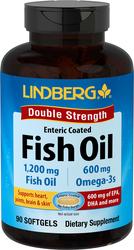 Aceites de pescado Doble acción (recubrimiento entérico) 90 Perlas