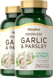 Flaxseed Oil 1000 mg  2 Bottles x 180 Softgels