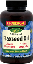 Flaxseed Oil with Lignans