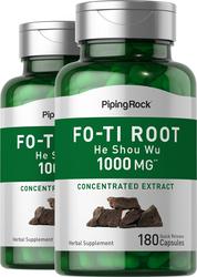 racine de Fo-Ti He-Shou-Wu 180 Gélules à libération rapide
