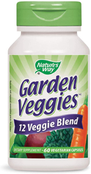 Garden Veggies, 60 Veg Capsules