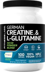 German Creatine & L-Glutamine, 1000 g