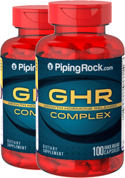 GHR Complex (Growth Hormone Releaser) 2 Bottles x 100 Capsules