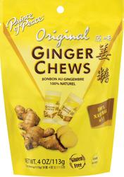 Buy Ginger Candy Chews 4.4 oz (125 g) Bag
