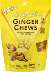 Buy Ginger Candy Chews 4.4 oz (125 g) Bag