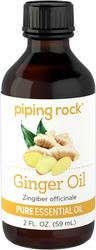 Gemberwortel zuivere etherische olie 2 fl oz (59 mL) Fles