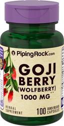 Goji Berry (Wolfberry) 1000mg 100 Capsules
