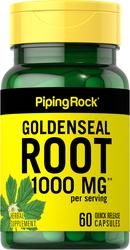 Buy Goldenseal Root 1,000 mg (per serving) 60 Capsules