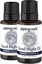 Esencijalno ulje Good Night 1/2 fl oz (15 mL) Bočica s kapaljkom