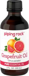 Huile essentielle pure au pamplemousse (Rose) (GC/MS Testé) 2 fl oz (59 mL) Bouteille