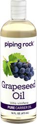 Aceite de pepita de uva 16 fl oz (473 mL) Botella/Frasco