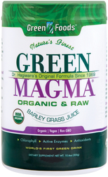 Green Magma Barley Grass Juice Powder (Organic)